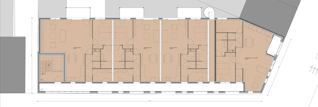 Baarl's Roem wonen verdieping